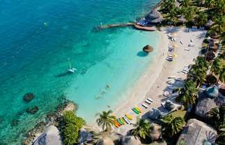 Isla Mucura, île paradisiaque des Caraïbes