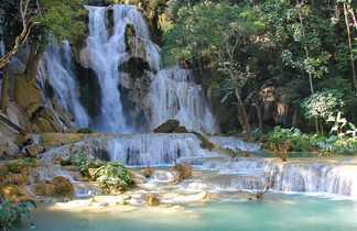 Kuang Sy, Laos