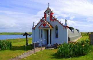 La chapelle Italienne Orcades