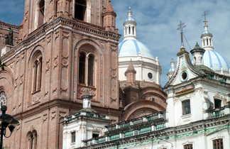 La cité coloniale de Cuenca en Equateur