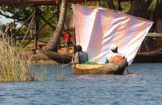 La vie du canal des Pangalanes