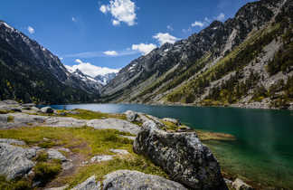 Lac de Gaube - Cauterets - Haute Pyrénées - Occitanie