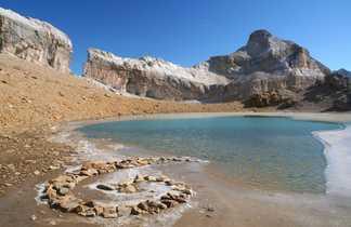 Lac et brèche de Roland