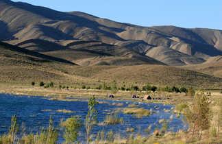 Lac Isli, Haut Atlas Oriental, Maroc