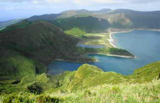 Lagoa do Fogo aux Açores