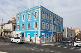 L'architecture portugaise de Mindelo