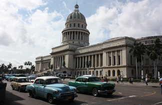 Le Capitole, parlement et monument de La Havane