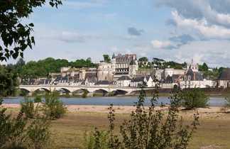 Château Amboise Pays Loire France