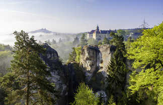 Le paradis de Bohême, parc Cesky Raj