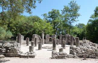 le site archéologique de Butrint UNESCO