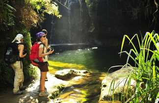 Les fameuses piscines de l'Isalo @ S.Fautre