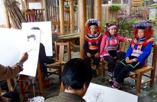 Les minorités de Guangxi