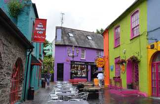 Maisons Dingle en Irlande