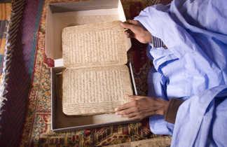 Manuscrit Chinguetti - Mauritanie