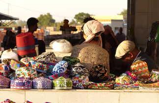 Marchés d'Ouzbékistan