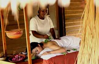 Massage ayurvédique Sri Lanka