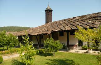 Monastère bulgare, Balkan central, Bulgarie