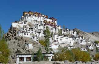 Thiksey Ladakh Indus