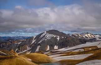 Hautes terres, voyage en Islande