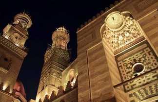 Mosquée Al-Azhar au Caire
