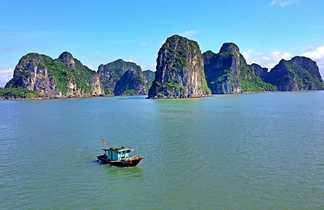 Voyage Vietnam nord sud, Randonnées Vietnam, trek facile vietnam