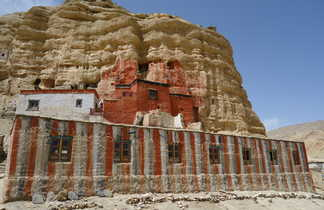 Monastère de Niphu, Haut-Mustang