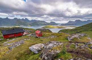Norvège du Nord en été