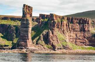 Old man of hoy Orcades