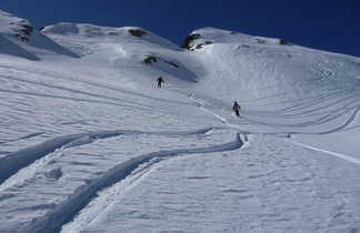 randonnée, alpes, découverte, ski, chamonix
