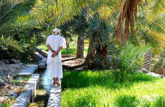 Palmeraie de Misfat, Oman