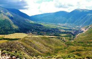 Parc national de llogara en Albanie