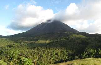arenal, volcan, costa rica, fortuna