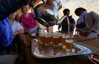 Pause Thé, Maroc