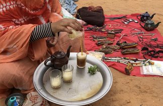 Pause Thé, Mauritanie