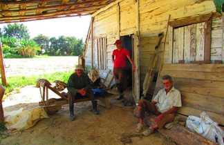 paysans cubains