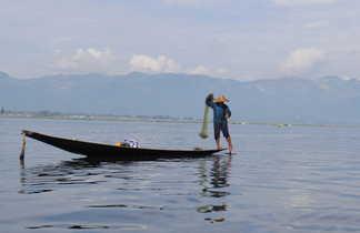 Pécheurs au lac Inle