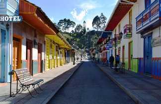 Petit village typique de Salento