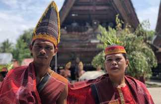 Tradition Batak, Sumatra, Indonésie