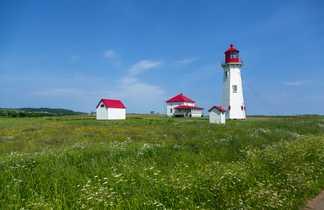 Phare cap Gaspé, voyage en Gaspésie