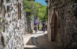 Circuit Vélo Liberté Drome Biovallée France