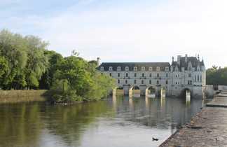 Chateau Chenonceau Pays Loire France