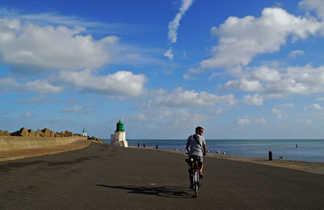Circuit vélo Iles Vendéennes Pays de Loire