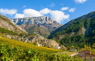Circuit Vélo Parc Naturel Vercors Alpes France