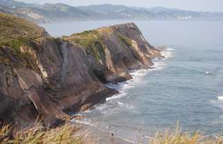 Circuit Camino Norte Hendaye Bilbao Pays Basque Espagne