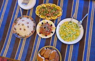 Pique nique, Maroc
