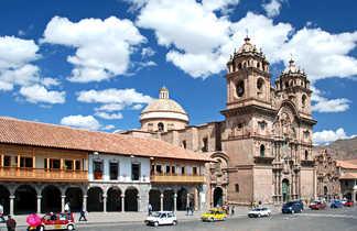 place d'armes à Cusco