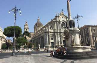 place Catane Sicile