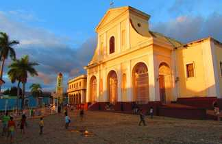 Place principale à Trinidad