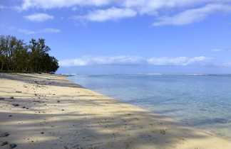 Plage de Saint Gilles les bains, la Réunion