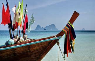 voyage Thailande, trek Thailande